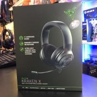 Razer Kraken X Classic Black Gaming Headset