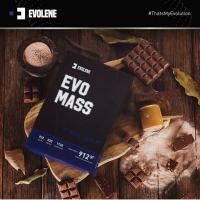 Evolene Evomass Evo Mass Gainer 912 gram gr 912gram 912gr 2lb 2lbs