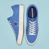 Converse One Star Canvas Totally Blue Navy Gum ORIGINAL BNIB