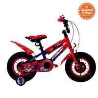 Sepeda Anak BMX Element 12 Spiderman