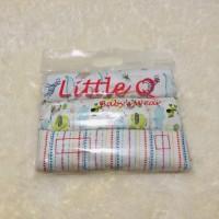 Bedong bayi Little Q isi 3 pcs