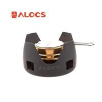 Alocs CS-B02 Spirit Burner | Kompor Gunung Spirtus Alkohol