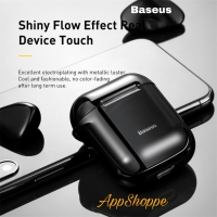 Baseus Earphone Case For Airpods 1 2 Shining Wireless Compatible