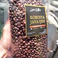 Kopi ROBUSTA Java Ijen Raung Specialty 500gr - Biji atau Bubuk - Luce