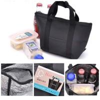 LUNCH BAG BOX ANAK - TAS PENGHANGAT MAKANAN - HOT/COOLER BAG - JAPAN
