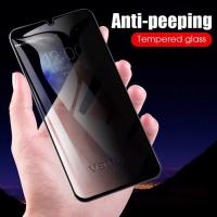 TEMPER GLASS SAMSUNG A20 ANTI SPY 5d FULL SCREEN COVER