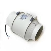 Mixed Flow Inline Exhaust Fan LFI - NMF 125P
