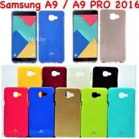 Samsung A9 Pro 2016 Original Mercury Goospery Jelly Glitter Case