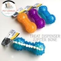 Jupiter Bone - Mainan Gigit Snack Anjing Hewan Pet Dog Toy M-PETS