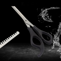 Gunting Sasak Penipis Potong Rambut Barber Trim Alat Potong Rambut