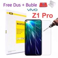 MAXFEEL Tempered Glass Clear Vivo Z1 Pro Premium Glass
