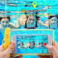WATERPROOF CASE / CASE ANTI AIR FOR SMARTPHONE iPHONE SAMSUNG