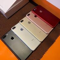 iPhone 7+ 128gb 128 second original kondisi mulus