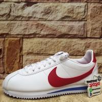 Sepatu Wanita - Nike Cortez Basic Forest / Forrest Gump WMNS Original
