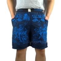 (Paket 4pcs) Celana Pendek Pria Boxer Kaos Dewasa (HARGA GROSIR)