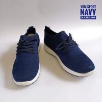 Sepatu Slip On Sneakers Wanita Import Original