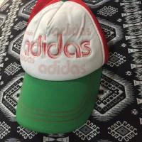 Topi Adidas truckhat