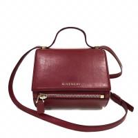 Preloved givenchy mini pandora box authentic ori original tas bag