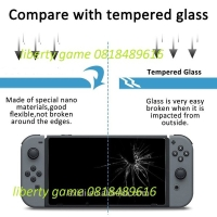 Nintendo Switch OTVO Anti Scrach 9H / Screen Protector / Anti Gores