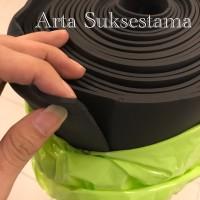 "Isolasi Pipa AC tebal 1/4"" (6mm) Rollan / Insulflex / Armaflex Sheet"