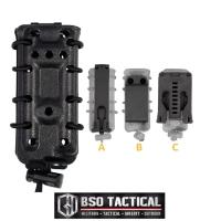 Pouch Magazine G-Code Style Fast Mag Handgun Pistol Holster 9mm IPSC