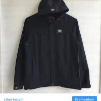 01 Dickies outdoor Jacket Small 65 x 53