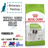 ROYAL CANIN XSMALL ADULT / X-SMALL ADULT 500GR FRESHPACK