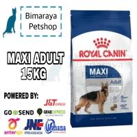 ROYAL CANIN MAXI ADULT DOG FOOD 15KG FRESHPACK (KHUSUS GOSEND/GRAB)