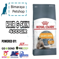 ROYAL CANIN HAIR & SKIN 400GR FRESHPACK