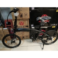Sepeda Lipat Folding Bike Pacific Noris 1.0 20