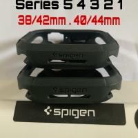 SPIGEN Rugged Armor Case Apple Watch Series 2 3 38mm 42mm Silicone