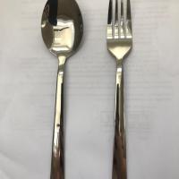 Sendok hotel restaurant tebal berat isi 6 stainless spoon dinner makan