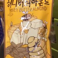 Honey Butter Almond Tom's Original Korea