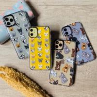 CaseCase Pug iPhone 7+/8+/X/XS/XS MAX/XR/11/11 PRO/11 PRO MAX