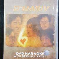 DVD ORIGINAL KARAOKE DMASIV SURYANATION