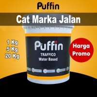 Cat marka jalan Puffin Traffico waterbased 20kg