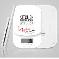 Digital Scale Timbangan dapur 2KG 0,1GR LCD Display - Barista tools