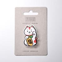 Acrylic Pin - Fortune Cat 招き猫
