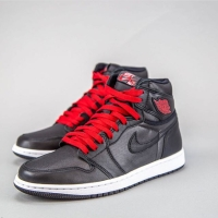 AIR JORDAN 1 HI OG GYMRED SATIN