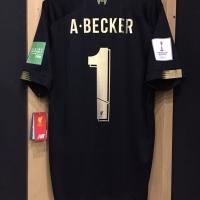 Original Jersey liverpool GK 2019-20 Becker Club World Cup BNWT