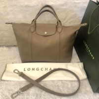 Authentic Longchamp Cuir Bag