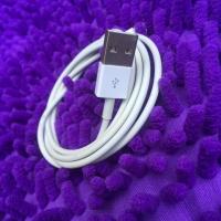 Kabel Charger Lightning iPhone Dijamin Original iBox