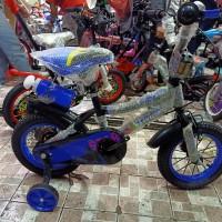 Sepeda Anak BMX Evergreen 12 NEW