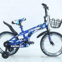 Sepeda Anak BMX Genio Arlo 16 by United