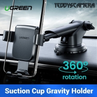 UGREEN CAR HOLDER GRAVITY FOR DASHBOARD SUCTION CUP ROTATEABLE ORI