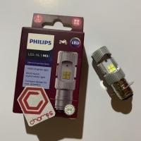 Philips M5 H6 LED Lampu motor matic bebek DC Original New
