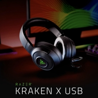Razer Kraken X USB 7.1 Surround - Headset Gaming