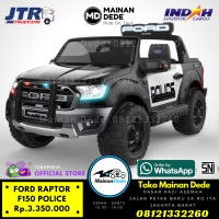 Mainan Mobil Aki Ford Ranger 2WD Official Licensed by Ford
