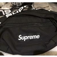 Supreme SS18 WaistBag black