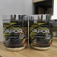muscletech vapor x5 pre workout 30 serving bpom preworkout